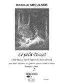 Le Petit Poucet Isabelle Aboulker Partition Opéras - laflutedepan.com