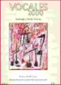 Vocales 2000 Livre Technique vocale et chorale - laflutedepan.com