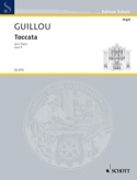Toccata Opus 9 Jean Guillou Partition Orgue - laflutedepan