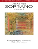 Opera Anthology: Arias Pour Soprano Volume 2 laflutedepan.com