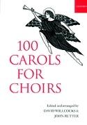 100 Carols For Choir Partition Chœur - laflutedepan.com