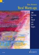 Vocal Warms-Ups - Klaus Heizmann - Livre - laflutedepan.com