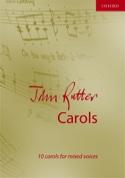 10 Carols John Rutter Partition Chœur - laflutedepan.com
