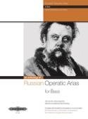 Russian Operatic Arias. Basse - Partition - laflutedepan.com