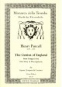 The Genius Of England - Henry Purcell - Partition - laflutedepan.com