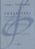 Embrasures Jacques Castérède Partition Violoncelle - laflutedepan.com