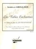 Les Fables Enchantées Isabelle Aboulker Partition laflutedepan.com