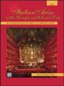 Italian Arias Of The Baroque And Classical Eras. Voix Haute laflutedepan.com