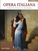 Opera italiana Ténor Partition Opéras - laflutedepan.com