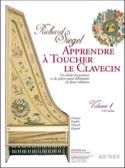 Apprendre A Toucher le Clavecin. Volume 1 - laflutedepan.com