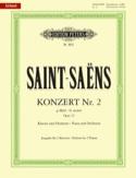 Concerto pour piano n° 2 en Sol mineur Opus 22 laflutedepan