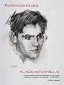 15 Canciones Españolas Lorca Federico Garcia laflutedepan.com