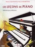 Les Leçons de Piano - laflutedepan.com