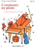L'orchestre Au Piano Volume B - laflutedepan.com