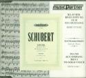Die Schöne Mullerin. CD Voix Haute Franz Schubert laflutedepan.com