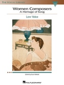 Women Composers Voix Grave Partition Recueils - laflutedepan.com