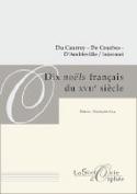 10 Noëls Français Du 17°s Partition Chœur - laflutedepan.com