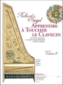 Apprendre A Toucher le Clavecin. Volume 2 - laflutedepan.com