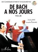 de Bach à nos Jours - Volume 2B DE BACH A NOS JOURS laflutedepan.com
