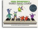Easiest Piano Course Volume 3 avec CD John Thompson laflutedepan