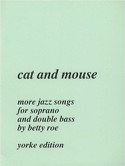 Cat And Mouse - Betty Roe - Partition - Contrebasse - laflutedepan.com