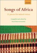Songs Of Africa - Partition - Chœur - laflutedepan.com