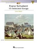 15 Selected Songs. Voix Grave - Franz Schubert - laflutedepan.com