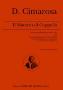 Il Maestro Di Cappella - Domenico Cimarosa - laflutedepan.com