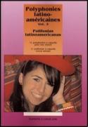 Polyphonies Latino Américaines Volume 3 - laflutedepan.com