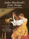 Lute Songs Livres 3 et 4 John Dowland Partition laflutedepan.com