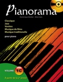 Pianorama Volume 1C - Partition - Piano - laflutedepan.com