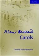 10 Carols Alan Bullard Partition Chœur - laflutedepan.com