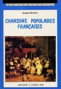 Chansons Populaires Françaises Partition Chœur - laflutedepan.com