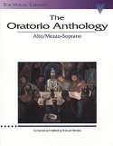 The Oratorio Anthology. Mezzo / Alto Partition laflutedepan.com