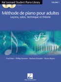 Methode de Piano Pour Adultes Volume 1 avec 2 Cd - laflutedepan.com