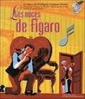 Les Noces de Figaro MOZART Livre laflutedepan.com