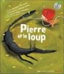 Pierre et le Loup (livre CD) Sergei Prokofiev Livre laflutedepan.com