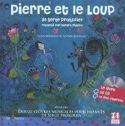 Pierre et le Loup Livre et Cd. Epuisé laflutedepan.com