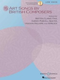 15 Art Songs By British Composers (Voix Grave) - laflutedepan.com