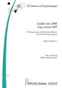 Lieder Um 1800 Für Singstimme une Harfe (Oder Klavier) Band 1 - laflutedepan.com