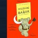 Histoire de Babar, le Petit Eléphant laflutedepan.com