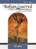 Italian Sacred Masterpieces. Ténor Partition laflutedepan.com