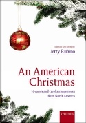 An American Christmas Partition Chœur - laflutedepan.com