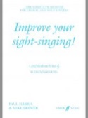 Improve your sight-singing Harris Paul / Brewer Mike laflutedepan.com