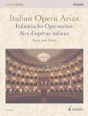 Airs d'Opéras Italiens. Ténor Partition Recueils - laflutedepan.com