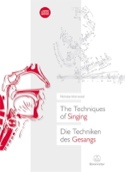 The techniques of singing (avec CD) - laflutedepan.com