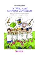 Le jardin des chansons enfantines Olivier Geoffroy laflutedepan.com