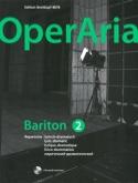 OperAria Baryton. Volume 2 avec CD Partition laflutedepan.com