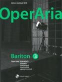 OperAria Baryton. Volume 3 avec CD Partition laflutedepan.com