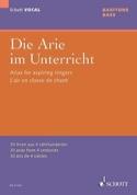 Die Arie im Unterricht. Baryton-basse - laflutedepan.com